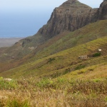 Isolate beauty of the Cape Verde islands