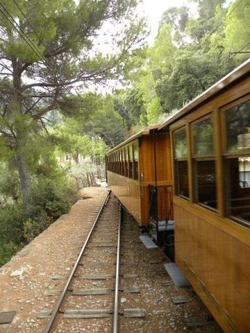 soller train view