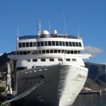 Fred Olsen Cruise ship MS Braemar