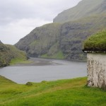 Faroe shore