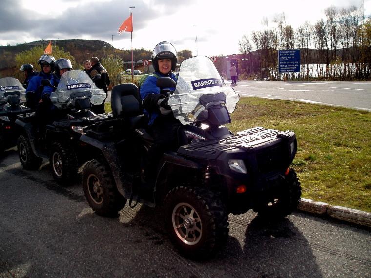Kirkenes Norway shore tour