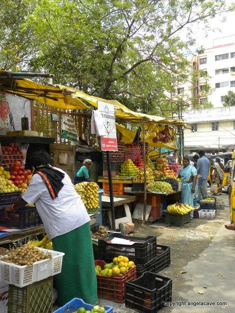 Chennai stall